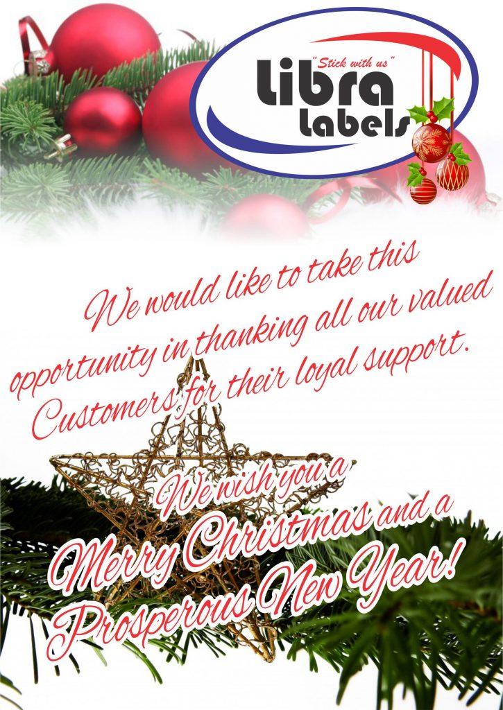 Christmas Website Greeting 2017