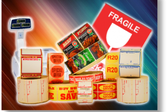 Scale & Promotional Labels
